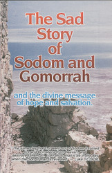 H25. The Sad Story Of Sodom And Gomorrah