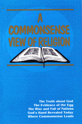 H41. A Commonsense View Of Religion