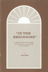 In the Beginning (Marriage)