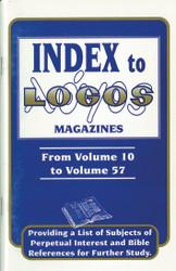 Index to Logos - Volumes 10-57