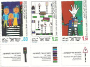 Road Safety for our Children stamps