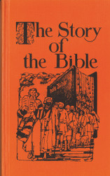 The Story of the Bible - Volume 2 hard bound cover (DISCOUNTED)