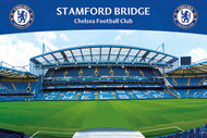 CHELSEA STAMFORD BRIDGE STADIUM Official Soccer Poster-#940