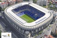 REAL MADRID BERNABEU STADIUM  Official Soccer Poster-#14