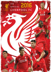 LIVERPOOL FC Official Team Calendar 2016