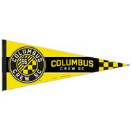 "COLUMBUS CREW SC Premium Style Fan Pennant 12""x 30"""