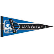 "IMPACT MONTREAL FC Premium Style Fan Pennant 12""x 30"""