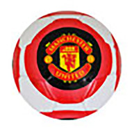 MANCHESTER UNITED CREST  Licensed Soccer Ball Size 5