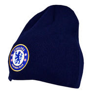 CHELSEA FC NAVY Official Beanie Hat