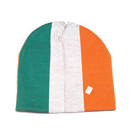 TRI COLOUR IRISH  Beanie Hat