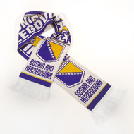 BOSNIA AND HERZEGOVINA  Authentic Fan Scarf