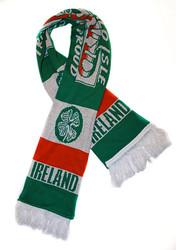 REPUBLIC OF IRELAND  Authentic Fan Scarf