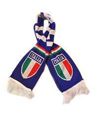 ITALY  Authentic Fan Scarf