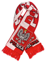 POLAND Authentic Fan Scarf