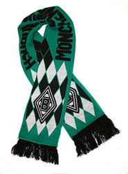 BORUSSIA MONCHENGLADBACH FC  Authentic Fan Scarf