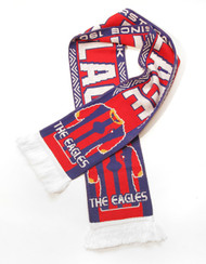 CRYSTAL PALACE-THE EAGLES  FC  Authentic Fan Scarf