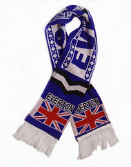 EVERTON  FC  Authentic Fan Scarf