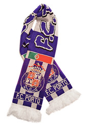 F C PORTO  FC  Authentic Fan Scarf
