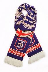 IPSWICH  FC  Authentic Fan Scarf