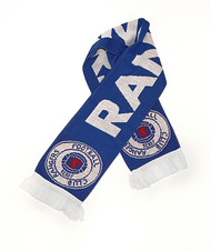 RANGERS  FC Authentic Fan Scarf