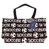ROBIN RUTH SOCCER-Canvas Tote Bag
