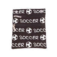 ROBIN RUTH SOCCER- Passport Holder/ Wallet