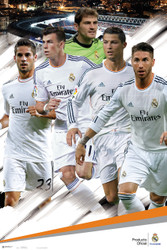 REAL MADRID FC Official Players Montage 13/14-#750