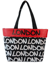 Robin Ruth Ladies Faith London Text Style Bag