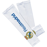 Real Madrid FC Sleefs Compression Sleeves -Letters Crest Pair