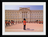 LONDON/ ROYALS Framed Photos- Guards