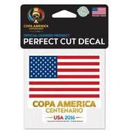 COPA AMERICA 2016 Perfect Cut USA Color Decal