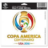 COPA AMERICA 2016 Multi Use Centenario Decal