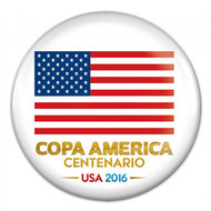 COPA AMERICA 2016 USA/ Copa Carded Button