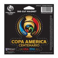COPA AMERICA 2016 Die Cut Car Magnet