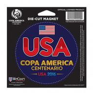 COPA AMERICA 2016 USA/ Copa Car Magnet