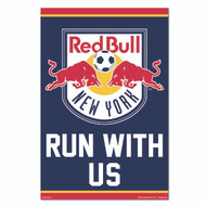 MLS Licensed New York Red Bulls Crest-#65