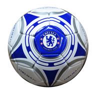 CHELSEA WHITE STAR #5  Licensed Soccer Ball