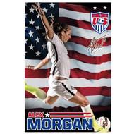 24x36 Alex Morgan Official Soccer Player Poster - Buy Online SoccerMadUSA.com