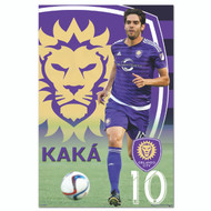 MLS Licensed Orlando KAKA Players poster , #71