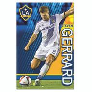 MLS Licensed LA Galaxy Player GERRARD, #51