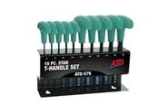 ATD Tools 576 Star T-Handle Set, 10pc
