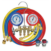 Mastercool MSC84772G Manifold Gauge Set