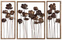 Metal Tulips, Wall Art
