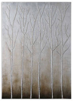 Sterling Trees, Wall Art