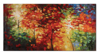 Bright Foliage, Wall Art
