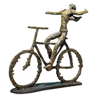 Freedom Rider, Sculpture