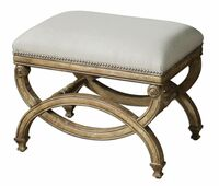 Karline, Small Indoor Furniture Bench