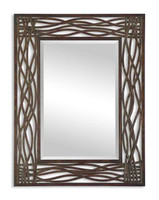Dorigrass Framed Wall Mirror