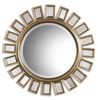 Cyrus Round Wall Mirror