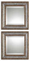 Norlina, Squares, Set Of 2 Mirrors